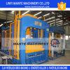 Machine de fabrication de brique complètement automatique de couleur de cavité de la margelle Qt10-15
