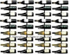 True Fabrications Wall Mount Wine Racks contém 9 garrafas robustas
