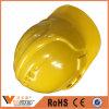 Capacete de Segurança da Cabeça de Trabalhador da Construção Industrial ABS / PE