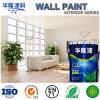 O ar de Hualong refresca a pintura interna da parede da emulsão do efeito cheio