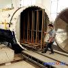 2500X5000mm altamente eficiente convección cristal Autoclave de forma totalmente automatizada