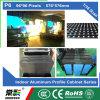 P6 대중 Changcai 공장에서 실내 LED 스크린 전시
