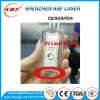 UV автомат для резки гравировки маркировки лазера 10W