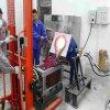 Печь графита высокочастотной печи жары индукции латунная
