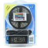 5050 RGBW imprägniern 60LEDs/M 5m pro Streifen-Installationssatz des Rollenled mit Ferncontroller und Fahrer