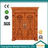 Portes en bois d'intérieur en chêne personnalisées pour hôtels / villas