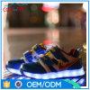 Chaussures bon marché en gros d'usager de la qualité DEL de la Chine fabriquées en Chine