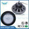 luz de la bahía de la lámpara del pabellón del UFO LED de la UL 150W alta