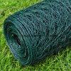 Плетение Rockfall двойной закрутки шестиугольное