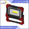 Indicatore luminoso magnetico flessibile ricaricabile del lavoro dell'indicatore luminoso LED del lavoro