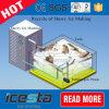Fábrica de hielo industrial rápida de la mezcla del agua salada del helada