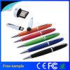 Promoção grátis de amostras Gift Pen Style Flash Drive USB