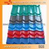 Azulejos de material para techos acanalados de capa de G550 Az120 Aluzinc