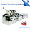 آليّة طعام قصدير علبة جسر لحام معدّ آليّ