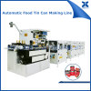 Automatische Nahrungsmittelblechdose-Karosserien-Schweißens-Maschinerie