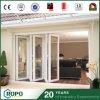 Kundenspezifisches Belüftung-Akkordeon-Glastüren für Patio