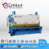 Máquina de corte QC11k da guilhotina hidráulica de Huaxia