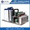 máquina de hielo industrial del evaporador aire acondicionado del fabricante de hielo de la escama 5ton/Day para la venta