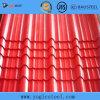 3 Schicht verstärken UPVC Dach-Blatt mit gewölbtem
