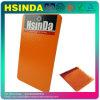 オレンジしわの効果の終わりの静電気のスプレー式塗料ポリエステル樹脂の質の粉のコーティング