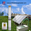sistema de bomba solar da água da agricultura 4inch