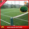 Gras van het Gras van het Gebied van het Voetbal van de Voetbal van de speelplaats het Mini Kunstmatige