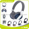 Écouteur sans fil d'Au-dessus-Oreille pliable avec l'écouteur sans fil stéréo de carte SD