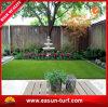 Водоустойчивая трава плавательного бассеина искусственная для сада