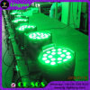 Stage Lighting 18PCS 18W Rgbwauv Zoom 6in1 Wash LED PAR