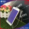 Freier beweglicher Handy-acrylsauerhalter