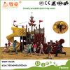 Diapositivas al aire libre del patio de los niños populares de Asia