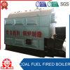 Il carbone Chain industriale del tubo di fuoco della griglia ha infornato la caldaia a vapore automatizzata