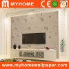 Fond Wallpaper avec PVC Embossed