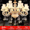 15PCS Bulbs Crystal Pendant Lamp Chandelier Lighting