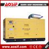 Aosif 50Hz 400V Genset diesel silenzioso giallo