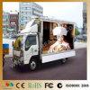 Wasserdichte Förderwagen P8mm LED-Bildschirmanzeige-videowand-beweglicher bekanntmachender Vorstand
