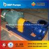 Pompe centrifuge chimique rayée par plastique de fluor