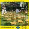 사건 가구 금속 Chiavari 의자 결혼식 연회 사용
