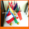 Zujubelndes Wholesale Table Flag für All Kinds Land