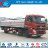 Camion de réservoir d'huile/carburant d'essence de Dongfeng 6X2 20000L de fabricant de la Chine