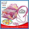 Игрушка подарка пластичных девушок вспомогательная с конфетой