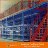 Piso de entresuelo de acero del almacenaje de alta densidad