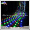 luces netas multi adornadas al aire libre del color LED del 1*2m