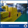 Ligne en plastique en bois fiable d'extrusion de conseil de l'exécution WPC (séries de SJSZ)