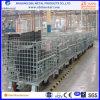 Uitstekende kwaliteit met Container /Box van de Draad van het Staal van Ce de Vouwbare
