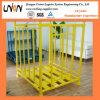 Lager-Stapel-faltende Stahlpfosten-Ladeplatte