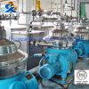 Constructeur de séparateur de centrifugeuse de clarification de pétrole de pile de disques