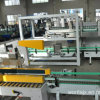 Adhesive automatico Tape Carton Packaging Machine per Beverage Bottles