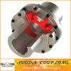 Doppelter Flansch-Pflaume-Blüten-Typ elastische Koppelung