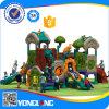O luxo 2015 recicl o equipamento pré-escolar plástico do campo de jogos (YL-Y051)
